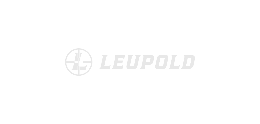 "Leupold Horizontal Decal 12"" White"
